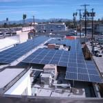Medical building solar