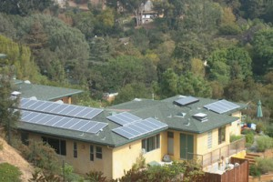 residential california solar panels