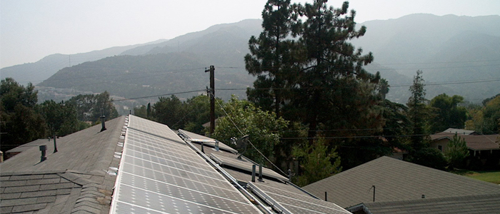 brentwood solar panel system