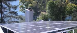 Malibu Lake Residence Solar Panels 5 kW DC Solar System